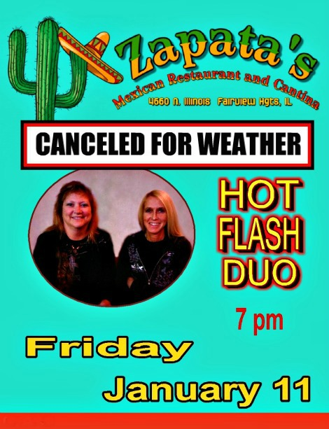 Hot Flash Duo 1-11-19