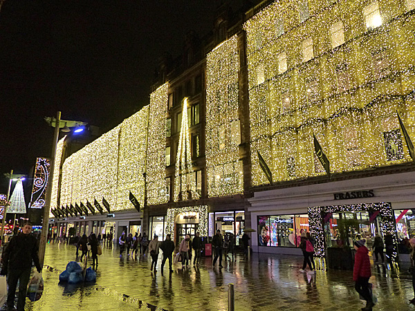 House of Fraser Glasgow