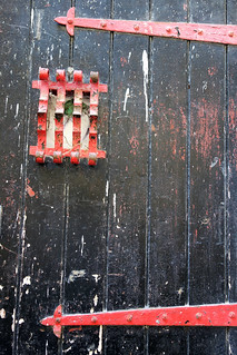 Bayonne 64 (France) : En rouge et noir
