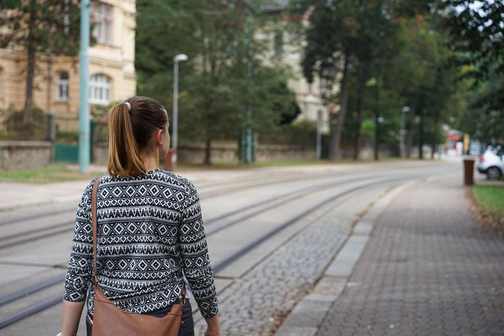 Liberec walk
