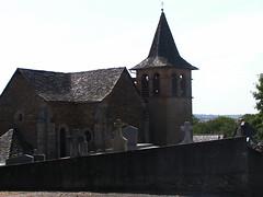 20080910 34715 1011 Jakobus Ortschaft Kirche Friedhof
