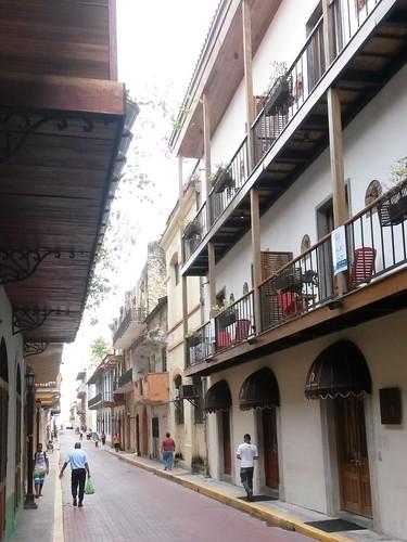 Die Altstadt von Panama City