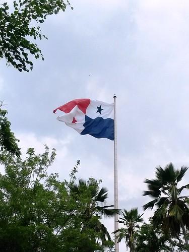 Nationalflagge von Panama