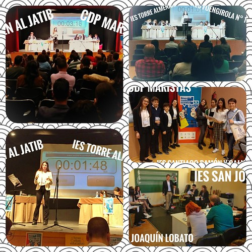 Final I Torneo de Debate Educativo de Andalucía