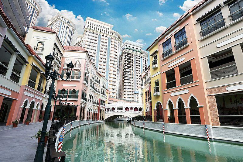 Venice_Grand_Canal_Mall