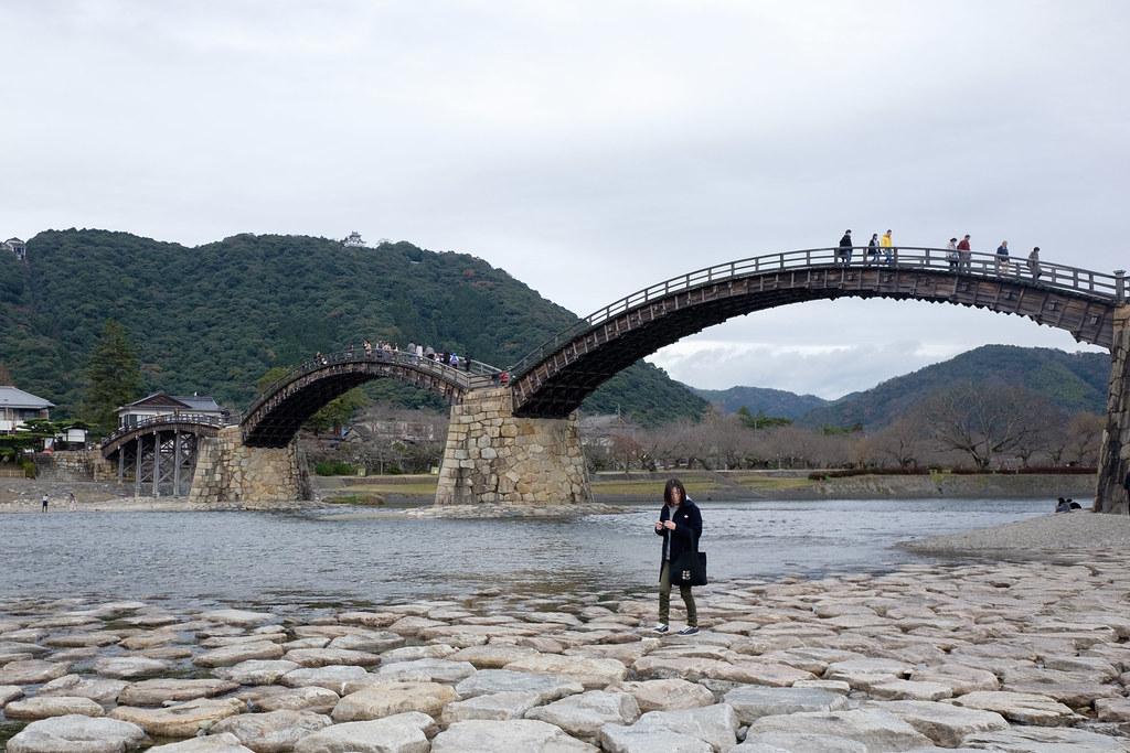 錦帯橋 2018/12/23 X7001409
