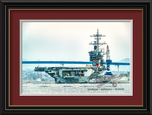 USS Theodore Roosevelt - From the stern. | by LensLord