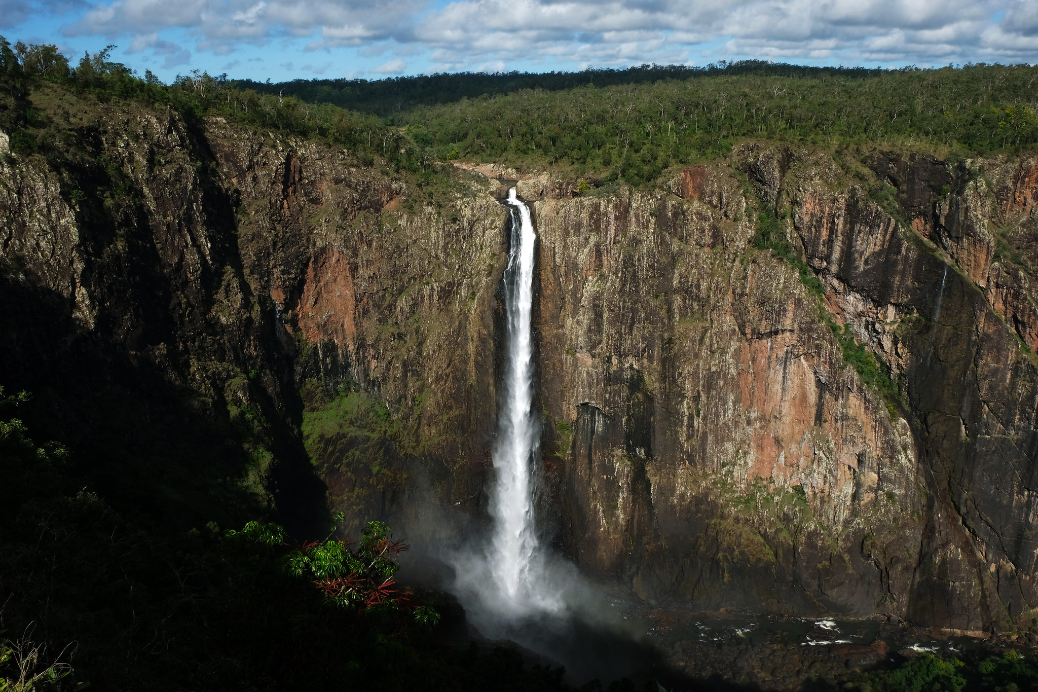 Australia's Highest Waterfall: Wallaman Falls, Girringun National Park, Queensland