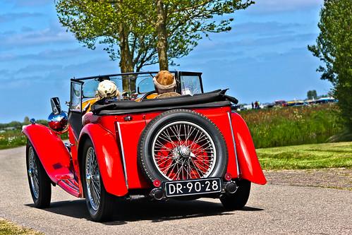 MG TA Midget 1936 (2446)