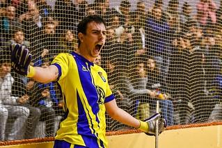 2019 Alcorcon Vs Tres Cantos. Play off ascenso OK Liga Bronce
