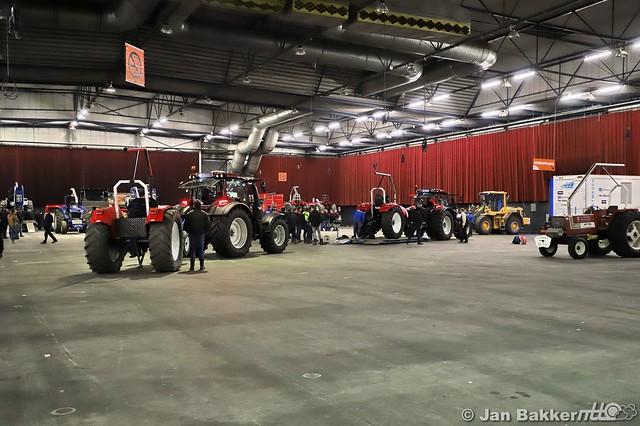 2019 Indoor Zwolle 2,5 ton Sport