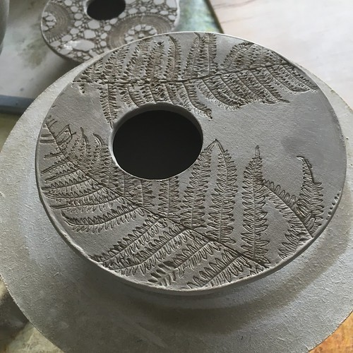 Ceramics in the making
