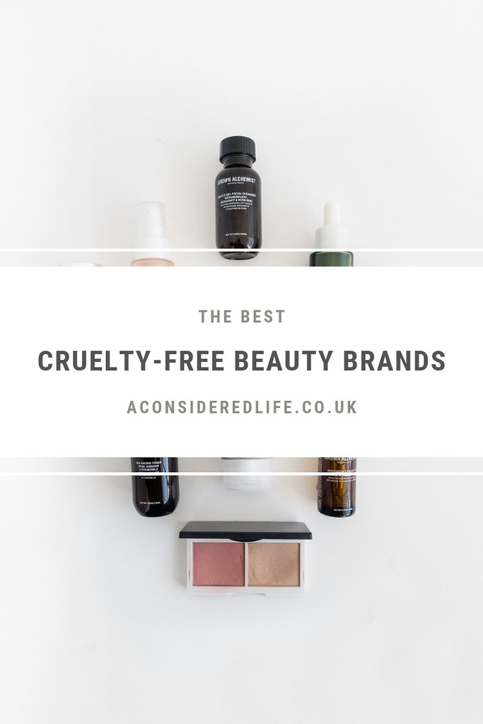 The Best Quality Cruelty-Free Beauty Brands
