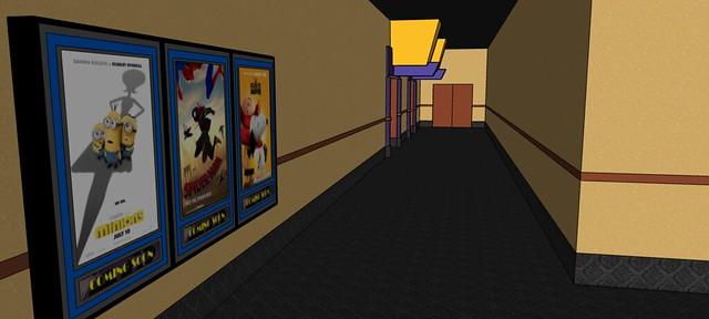 Custom 20-Screen Regal Cinemas Layout: Fairland 20 - Theaters 16 & 17
