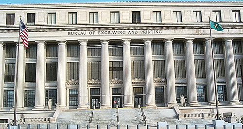 Bureau of Engraving and Printing building