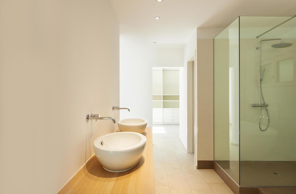 contoh desain kamar dengan shower, contoh shower kamar mandi minimalis