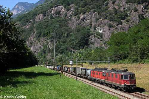 Vorbote des modernen Eisenbahnverkehrs
