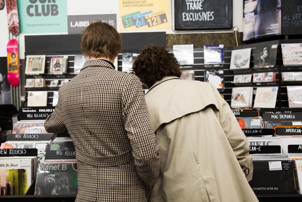 Record Shopping with Sundara Karma