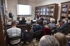 Tre, 02/13/2019 - 17:22 - Autorė: Monika Jasevičiūtė. © Vilniaus universiteto biblioteka, 2019 m.