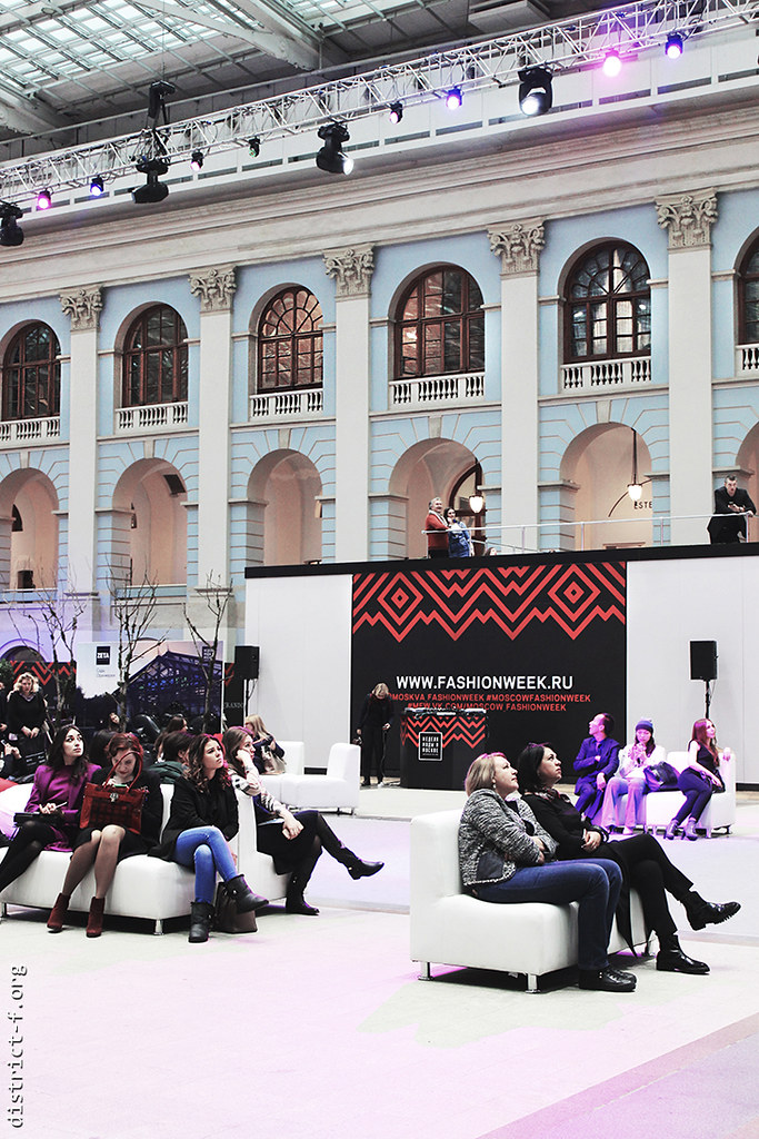 DISTRICT F FASHION JOURNAL - Moscow Fashion Week SS18 - НЕДЕЛЯ МОДЫ В МОСКВЕ ВЕСНА-ЛЕТО 2018 ,mnvdr