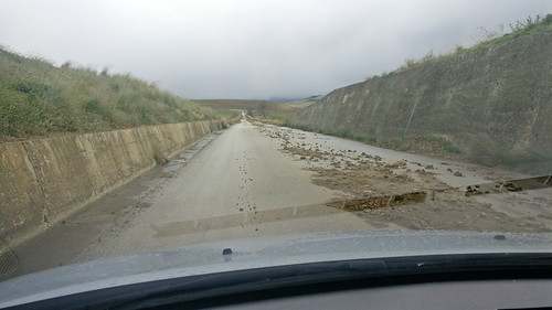 Terrible roads of Sicily: SS288