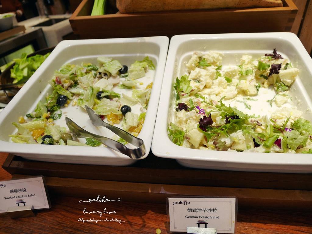 台北中山區樂群二路大直美麗華附近美福飯店palette彩匯自助餐廳下午茶buffet吃到飽 (6)