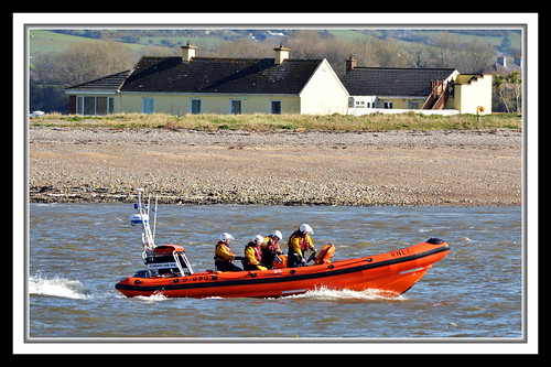 Youghal Lifeboat
