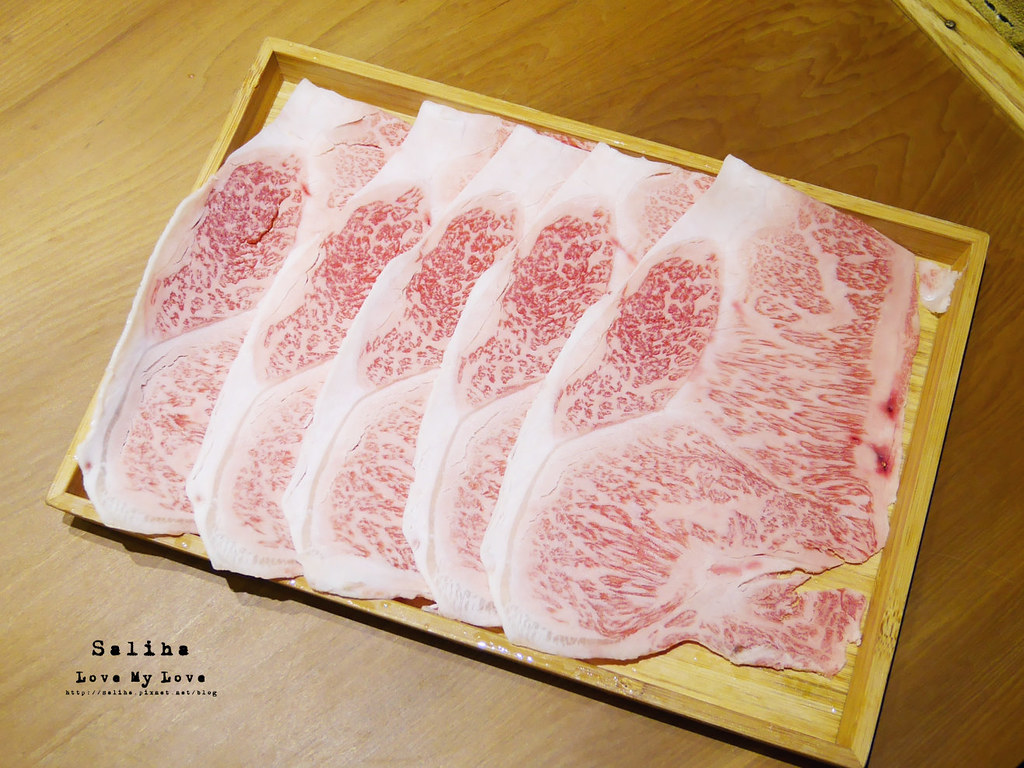 台北六張犁科技大樓站餐廳利休日本料理壽司和牛火鍋推薦 (5)