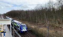 train regional - Photo of Bellefontaine