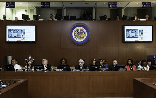 Permanent Council Commemorates Day of Remembrance for the Victims of Slavery and the Trans-Atlantic Slave Trade