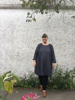 In The Folds Rushcutter Dress Plus Size Review