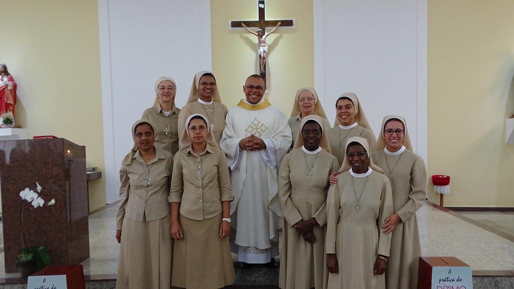Renovação de Votos - Irmãs Operárias - Sta. Casa de Nazaré