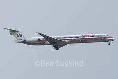 N96818 - McDonnell Douglas MD-83