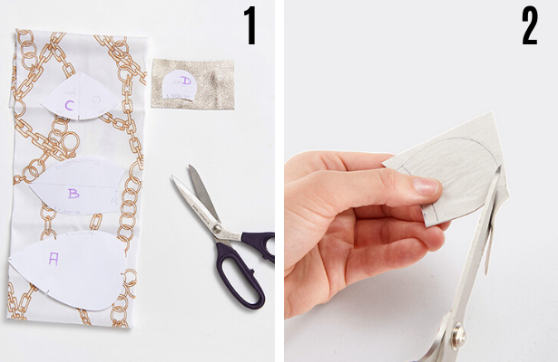 Mouse Bag DIY Steps 1 2