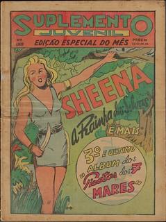 Suplemento Juvenil Sheena