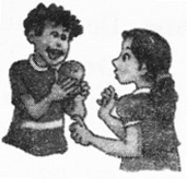 NCERT Solutions for Class 2 English Chapter 18 Granny Granny Please Comb my Hair 3