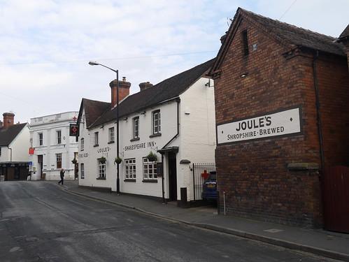 Not in the Guide - Shakespeare Inn