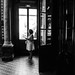 Les frères Lumière à la fenêtre by -Sylvie Frénillot