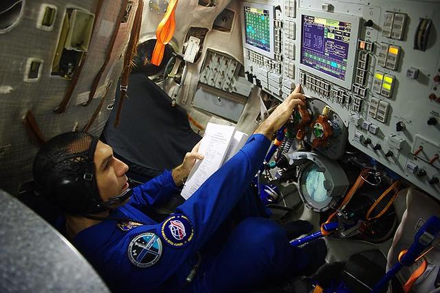 cosmonauta Walter Villadei