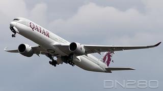 Qatar A350-1041 msn 215