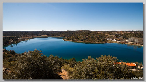 [0397] Lagunas de Ruidera: Laguna del Rey.