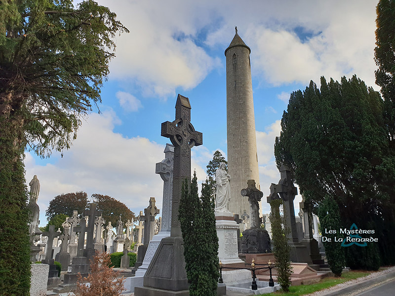 Cimetière de Glasnevin Dublin