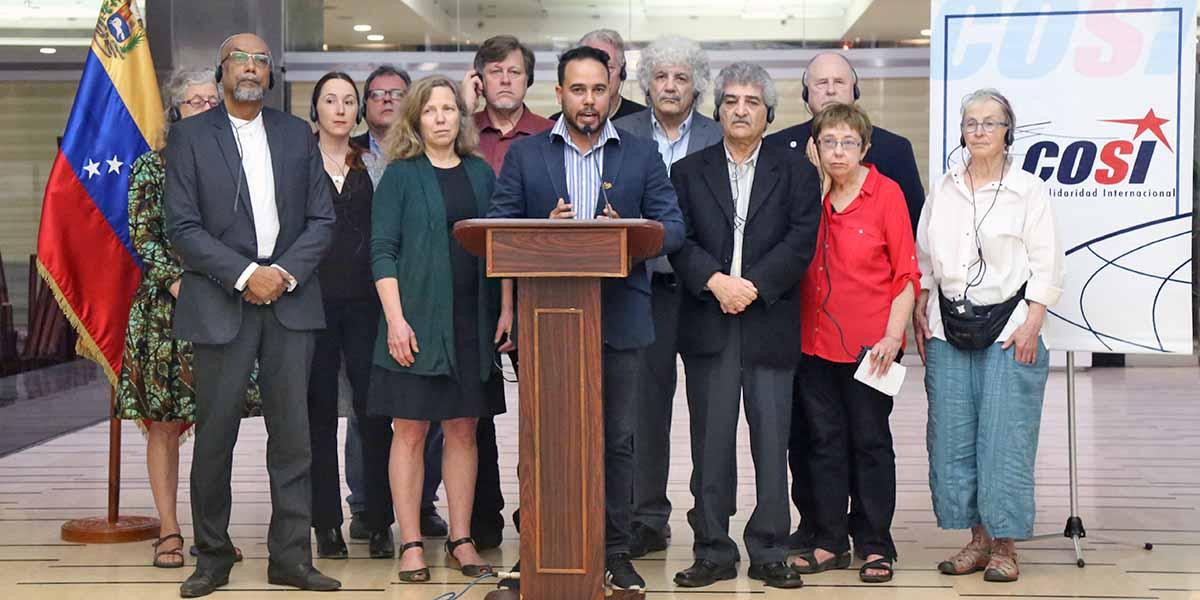 Consejo Estadounidense por la Paz se pronuncia en respaldo a la Revolución Bolivariana