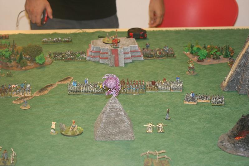 [4000 - Orcs+HL vs Khemri] La bataille des pyramides noires 33505081548_4c419dafc1_c