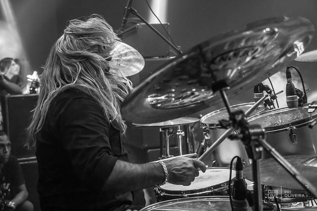 Motorbastards & Mikkey Dee - Motörhead Day - 16/03/2019 - Tork'n'roll