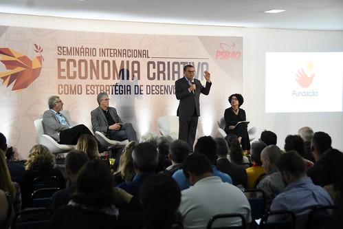 Abertura do Seminário Internacional sobre Economia Criativa - 21/3/2019