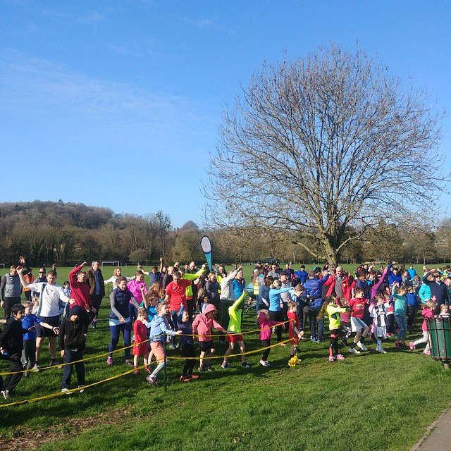 Wycombe Rye Junior parkrun #104 March_24_2019