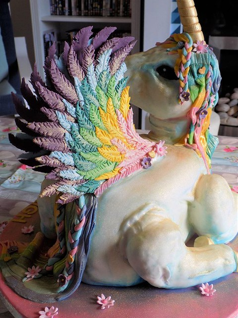 Unicorn Cake from Cakes by Aurelie