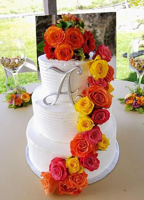 Cake by Anita's Cakes