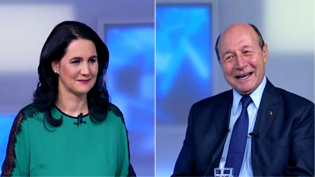 TRAIAN BASESCU despre KOVESI, invitat special in studiou la ROMANIA TV 17 februarie 2019